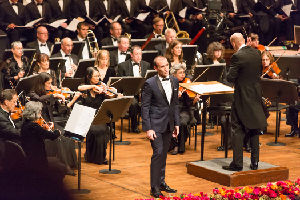 2014 Richard Tucker Award Winner Michael Fabiano, Tenor; 2014 Richard Tucker Gala Concert
